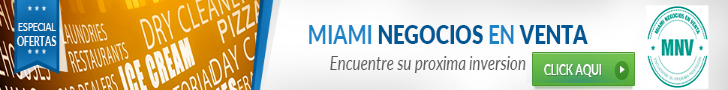 Miami Negocios en Venta